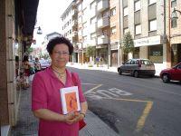 «Mi libro es un acto de justicia con las mujeres de Laviana»